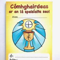 Notai Comhgaird Communion