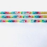 Pencils Spanish Muy Bien