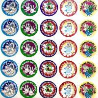 Sticker Hygine