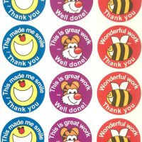 Sticker made me smile