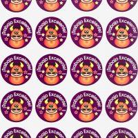 Stickers Spanish Trabajo