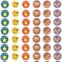 Sticker mini 234